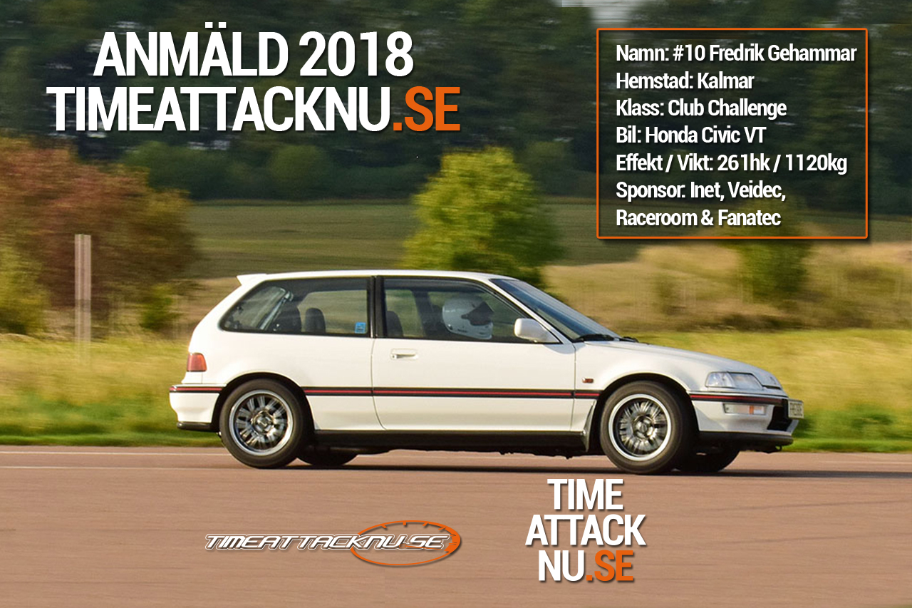 #10 Fredrik Gehammar