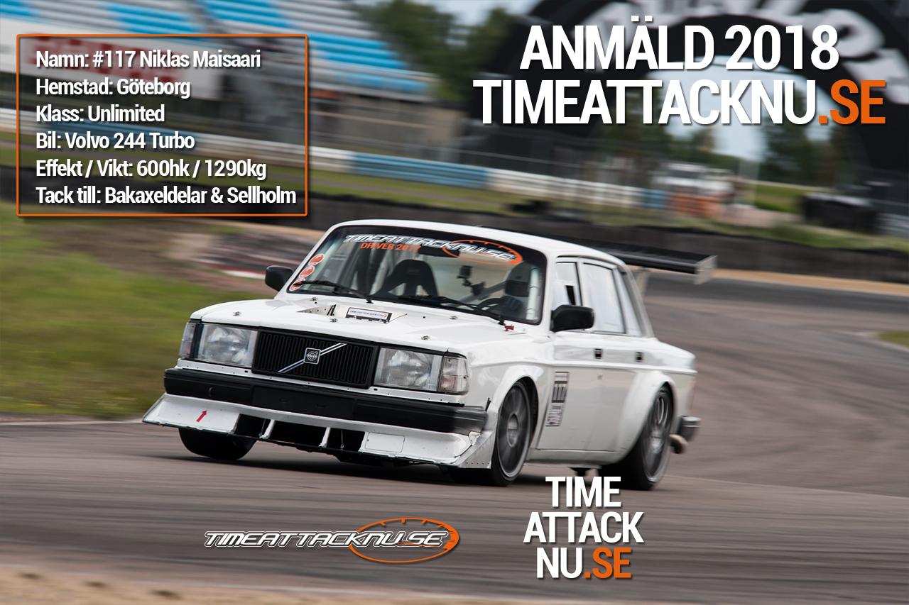 #117 Niklas Maisaari